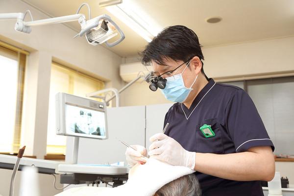インプラントや義歯に対する技術の高さ